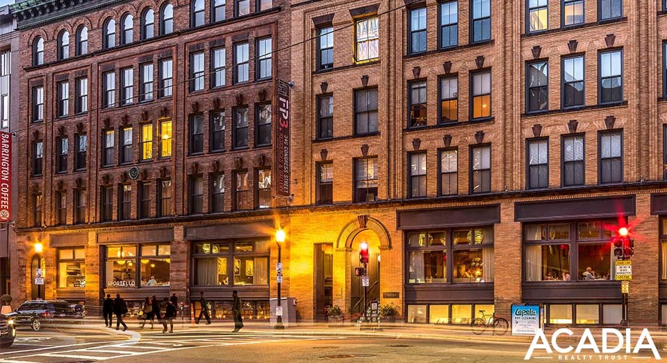 The Restaurants at Fort Point