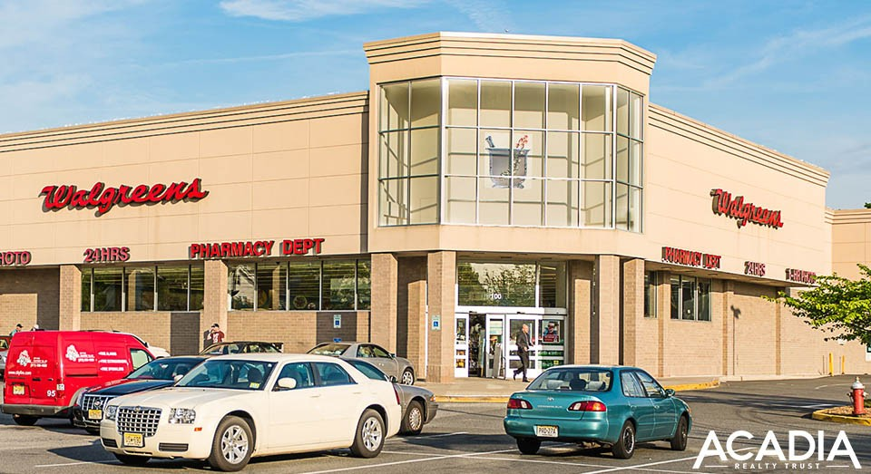 Elmwood Park Shopping Center